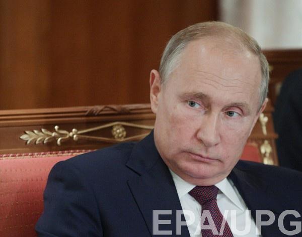 По словам Путина, РФ якобы никогда не нанесет первый удар