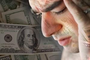 Переживать о деньгах вредно для здоровья