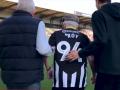 Больной 94-летний дедушка забил гол своей мечты перед самой смертью