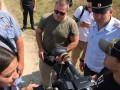 В Крыму российские оккупанты оцепили базу отдыха крымских татар