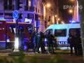 Количество раненых в терактах в Париже достигло трехсот - СМИ