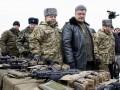 Боеспособность украинской армии полностью восстановлена – Порошенко