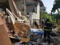 На Закарпатье произошел взрыв газа в авто: Разрушен дом