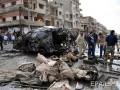 В результате взрыва в сирийском Хомсе погибли 46 человек, не менее 100 ранены