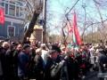 В Одессе чуть не подрались сторонники Майдана и Антимайдана