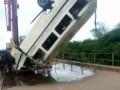 В Нигерии автобус упал в реку, 14 жертв - СМИ