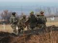 Боевики обстреляли из пулемёта украинские позиции у Марьинки