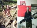 Офицер ВСУ показал недавно ликвидированных боевиков на Донбассе