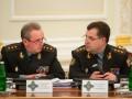 Порошенко присвоил высшее воинское звание Муженко и Полтораку
