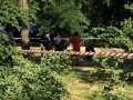 На Куликовом поле в Одессе убили мужчину