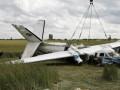 Власти назвали причину крушения в июне самолета с парашютистами под Киевом