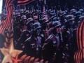 На Урале в честь 70-летия Победы повесили плакат с фашистами