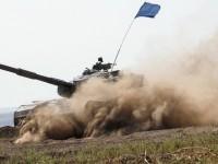 Оккупанты на Донбассе проводят свои учения