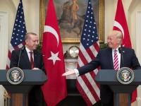 Эрдоган нашел взаимопонимание с Трампом по Сирии