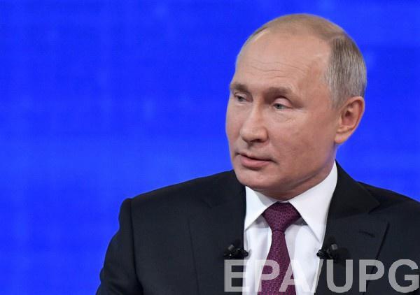 Путин сравнил потери России и Евросоюза от санкций