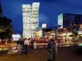 В Гамбурге открыли Танцующие башни
