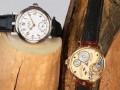В Германии выпущены часы, отделанные костью мамонта