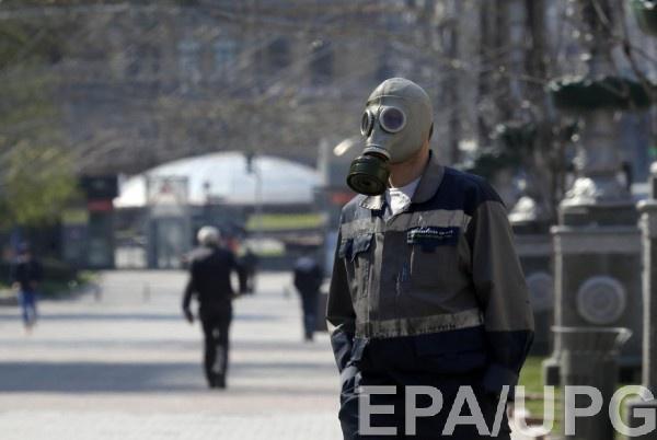 В Украине количество сторонников штрафов в карантин уменьшилось