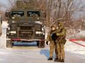 В ООС оккупанты дважды обстреляли позиции ВСУ и ранили бойца