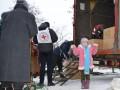 На Донбасс прибыла гумпомощь от Красного Креста