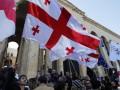 В Грузии возобновились протесты