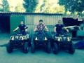 Боевики Стрелкова похвастались квадроциклами за 85 тыс. грн (фото)