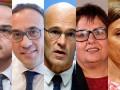 В Испании арестовали пять каталонских политиков