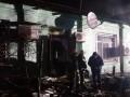 В Луганской области горел интернат, четыре жертвы
