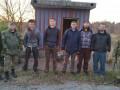 В зоне отчуждения ЧАЭС задержали пять сталкеров