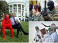 Неделя в фото: Обама с фигурой из Lego, будущий спецназ Украины и хасиды в Умани
