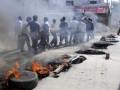Массовые забастовки в Индии: парализовано движение, большие перебои в работе общественных служб