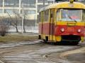 В Киеве на выходные временно закроют трамвайный маршрут до Пущи-Водицы