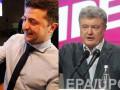 У Зеленского предложили Порошенко телемост между студией и НСК