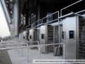 На стадионе к Евро-2012 в Варшаве устанавливают турникеты
