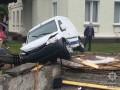 В Полтаве авто влетело в подземный переход, есть погибший