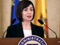 Санду намерена наладить отношения Молдовы и Украины