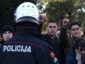 В парламенте Черногории произошли беспорядки