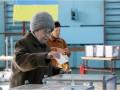 На 15.00 проголосовало почти 50% украинцев