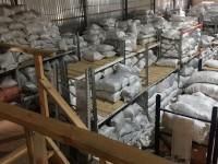 В Киеве выявили контрабанду одежды на 100 млн грн