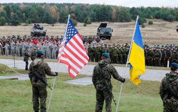 Прошли первые зачеты: усвоение учебного материала проходит успешно, - Нацгвардия и армия США рассказали о ходе совместных учений - Цензор.НЕТ 7872