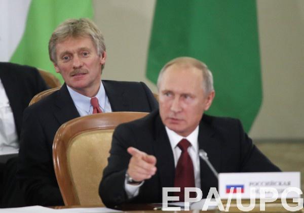 """В Кремле опять заговорили о """"братоубийственной войне"""""""