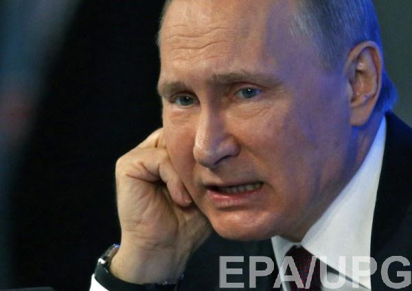 """Путин считает, что всему виной """"антиконституционный переворот"""" в Украине"""
