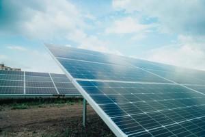 Нафтогаз запустил первую солнечную электростанцию