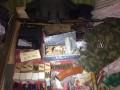 У харьковского чиновника нашли российскую военную форму и арсенал оружия
