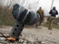 На Донбассе уменьшилось количество взрывов
