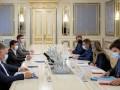 Зеленский встретился с главой МККК: Что обсуждали
