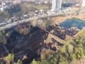 В Сети  появилось видео с последствиями масштабного пожара на Совских прудах