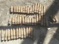 В Харьковской области у школьников изъяли мешок с 40 снарядами