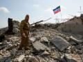 Боевики на Донбассе обстреляли собственные позиции