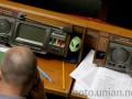 Избирательный кодекс: Депутаты утвердили открытые списки